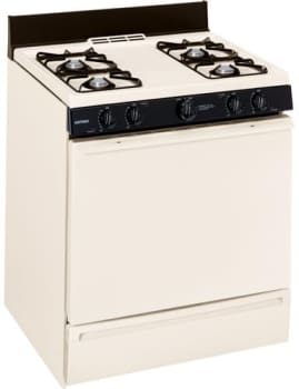 Hotpoint RGB508PETWH - Bisque
