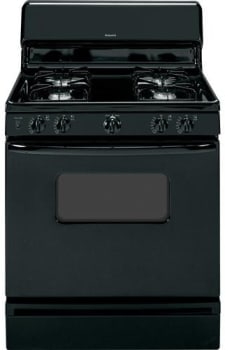 Hotpoint RGB526DEHBB - Front View