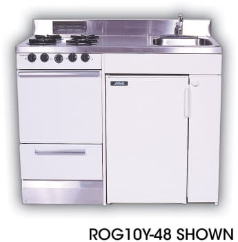 Acme Full Feature Kitchenettes ROE9Y48 - 48 Inches