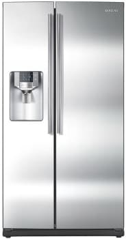 Samsung RS263TD - Stainless Steel