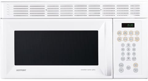 Hotpoint RVM1535DMWW - Featured View