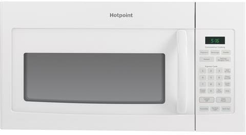 Hotpoint RVM5160DHWW - Featured View