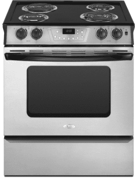 Whirlpool RY160LXTB - Stainless Steel