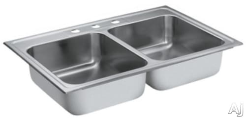 Moen Lancelot S22315 - Sink