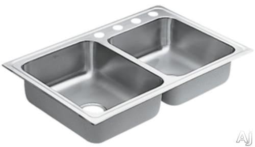 Moen Lancelot S22316 - Sink