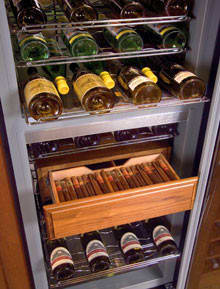 Marvel S35354000 - Humidrawer Cigar Storage Compartment