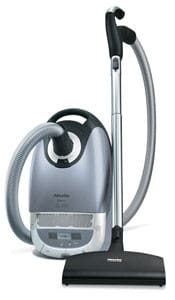 Miele S5 Series Canister Vacuum Cleaner S5481EARTH - Steel Blue Metallic