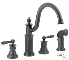 Moen Waterhill S712WR - Wrought Iron