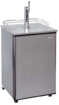 Summit SBC500SSST7 - Stainless Steel with Stainless Steel Top
