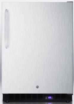 Summit SCFF51OSCSSIM - Stainless Steel with Towel Bar Handle