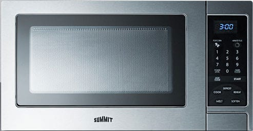 Summit SCM853 - 0.9 cu. ft. Countertop Microwave Oven