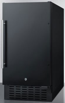 Summit Commercial Series SCR1841SDADA - Black