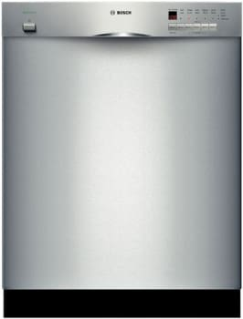 Bosch 300 DLX Series SHE43P25UC - Stainless Steel