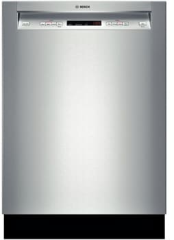 Bosch 300 Series SHE53T55UC - Stainless Steel