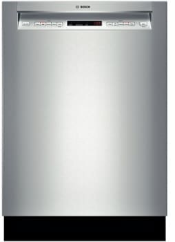 Bosch 500 Series SHE65T55UC - Stainless Steel
