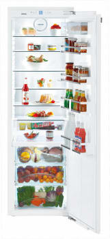 "Liebherr HRB1120 - 24"" Fully Integrated Refrigerator/Freezer with BioFresh"