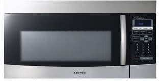 Samsung SMK9175ST - Stainless Steel Over-The Range Microwave