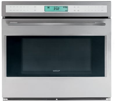 Wolf E Series SO302FS - Framed Stainless Steel