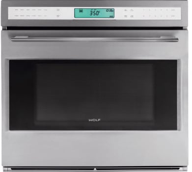 Wolf E Series SO302FSTH - Framed Stainless Steel
