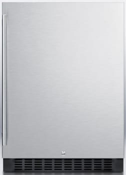 Summit SPR626OSCSS - Stainless Cabinet with Pro Handle