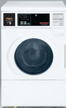 Speed Queen SWFT73WN - Micro-Display Front Load Washer Front Control