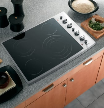 Ge Profile Cleandesign Pp942smss 30 Inch Smoothtop Electric Cooktop