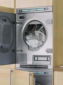 Asko Line Series Style T794CFI - Fully Integrated Electric Dryer