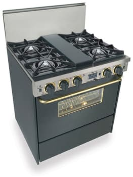 FiveStar TTN275SW - Black with Brass Trim