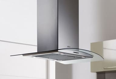 Faber Designer Collection TRATIS36SS - Tratto Isola Island Chimney Hood