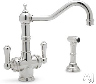 Rohl Traditional Filtration Series UKIT1570LSAPC2 - Polished Chrome