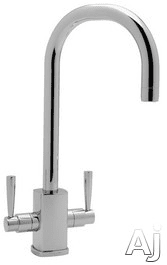 Rohl Perrin and Rowe Contemporary Collection U4209LSEB2 - Polished Chrome