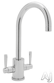Rohl Perrin and Rowe Contemporary Collection U4213LSEB2 - Polished Chrome