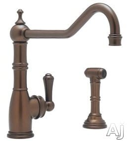 Rohl Perrin and Rowe Traditional Collection U4747PN2 - English Bronze