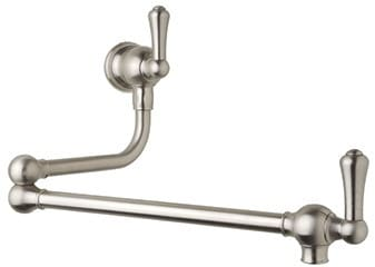 Rohl Perrin and Rowe Traditional Collection U4799LSIB2 - Satin Nickel