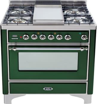 Ilve UM90FDVGGVSX - Emerald Green
