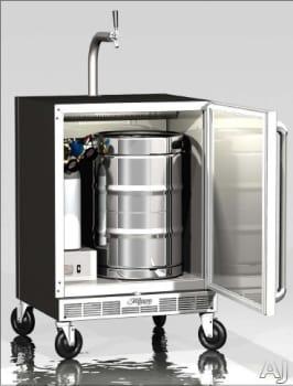 Alfresco ACK - Caster Kit with Refrigerator
