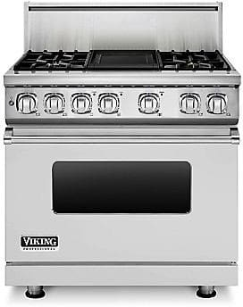 Viking Professional 7 Series VDR7364GAR - Stainless Steel