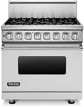 Viking Professional 7 Series VDR7366BARLP - Stainless Steel