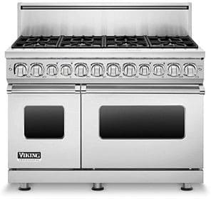 Viking Professional 7 Series VDR7488BBK - Stainless Steel