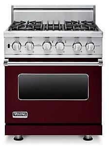 Viking Professional Custom Series VDSC5304BBULP - Burgundy