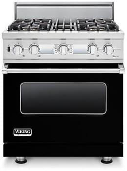 Viking Professional Custom Series VDSC530T4BBKLP - Black