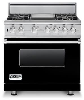 Viking Professional Custom Series VDSC5364GBK - Black