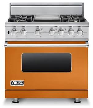 Viking Professional Custom Series VDSC5364GCNLP - Cinnamon
