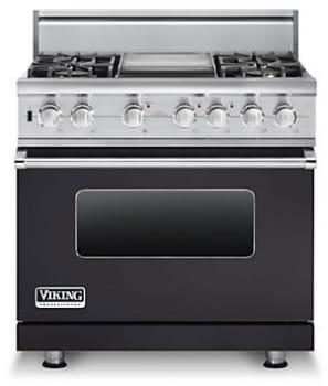 Viking Professional Custom Series VDSC5364GGG - Graphite Gray