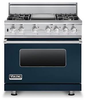 Viking Professional Custom Series VDSC5364GVB - Viking Blue
