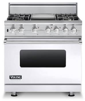 Viking Professional Custom Series VDSC5364GWH - White