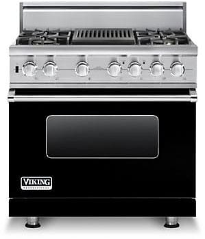 Viking Professional Custom Series VDSC5364QBK - Black