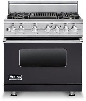 Viking Professional Custom Series VDSC5364QGGLP - Graphite Gray