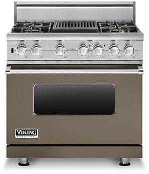 Viking Professional Custom Series VDSC5364QSGLP - Stone Gray