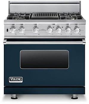 Viking Professional Custom Series VDSC5364QVBLP - Viking Blue